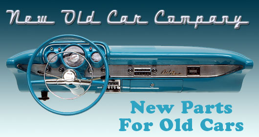 New Old Car - Panels and Parts