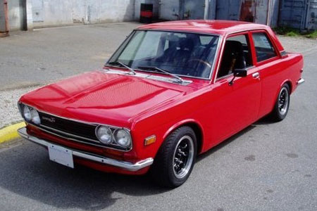 New Old Car - Datsun - Sedans & Utes
